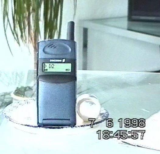Ericsson Handy