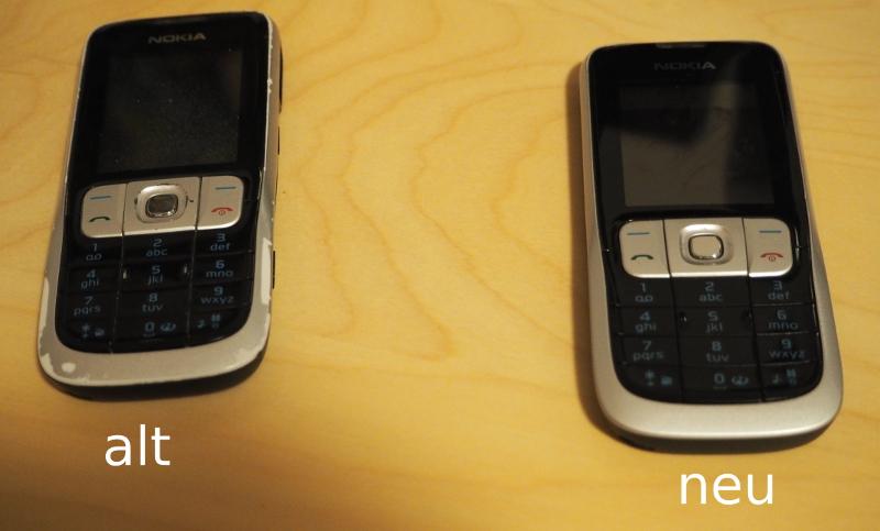 neues Handy