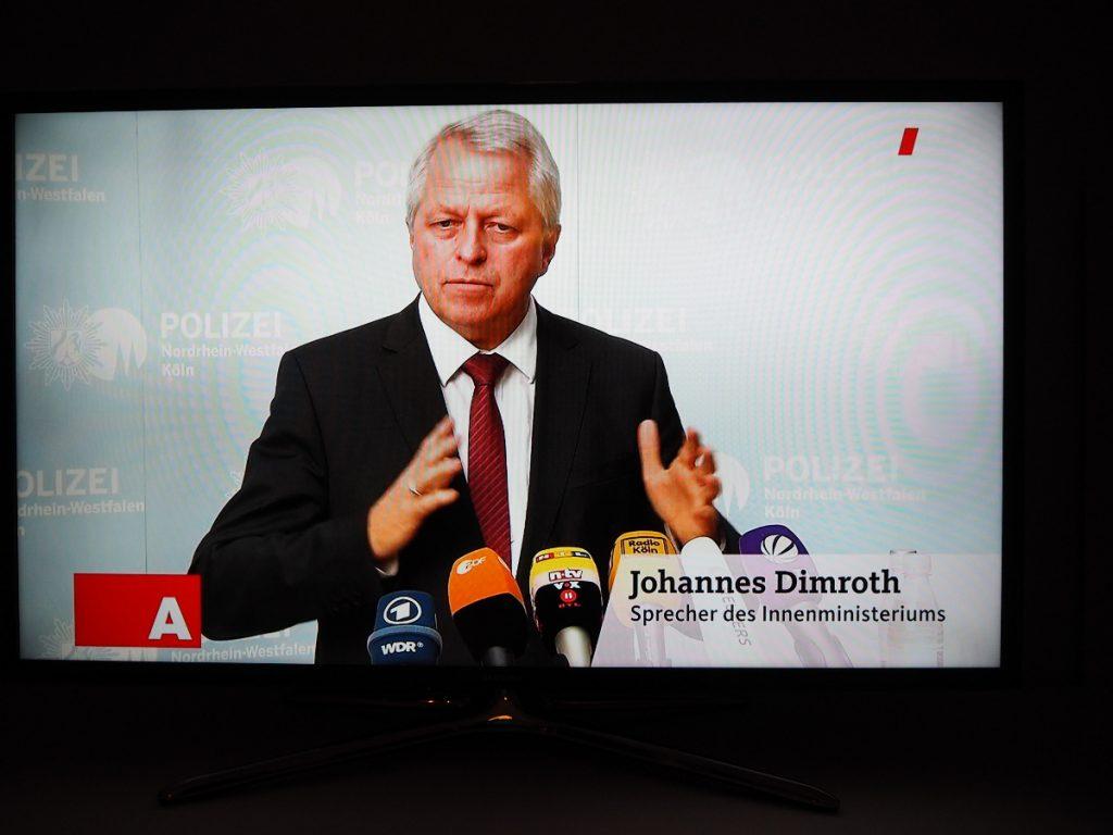 WDR Polizeipräsident
